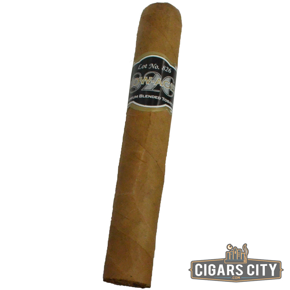 Perdomo Slow Aged No. 826 Maduro Robusto Cigars - Bundle of 20 - CigarsCity.com