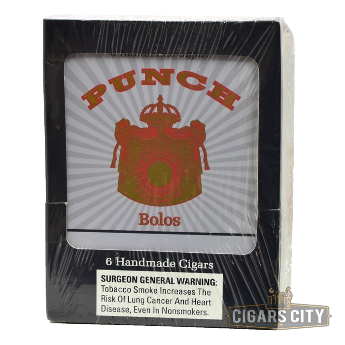 Punch - Bolos (Cigarillos) - Box of 30 - CigarsCity.com