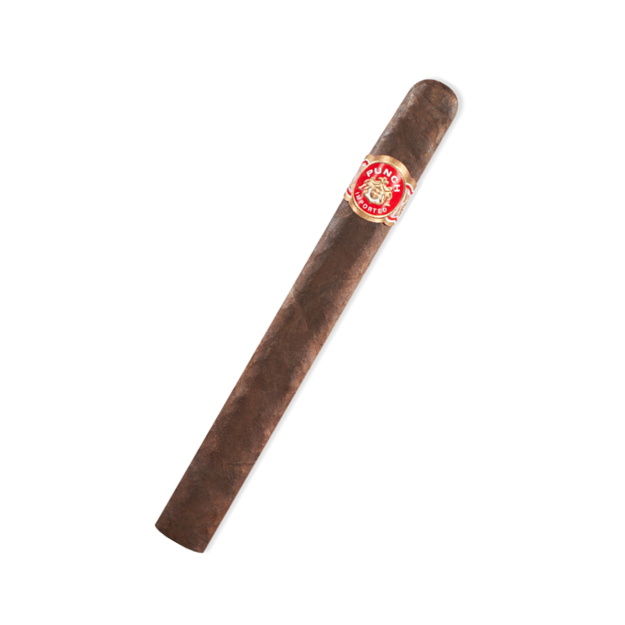 Punch - Maduro (Lancero-Panatela) - Box of 25 - CigarsCity.com
