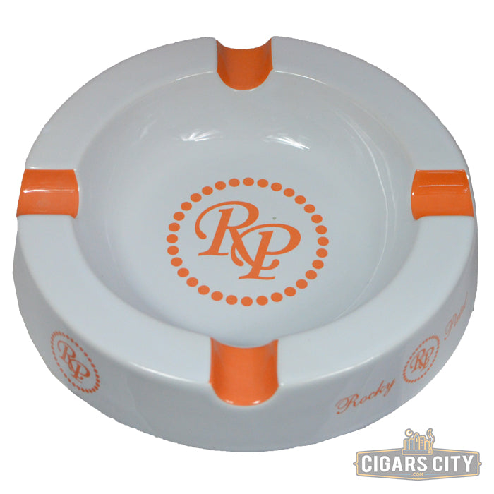Rocky Patel Ceramic Ashtray - CigarsCity.com