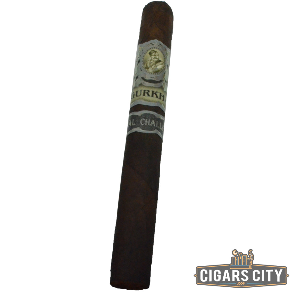 Gurkha Royal Challenge Maduro (Churchill) - CigarsCity.com