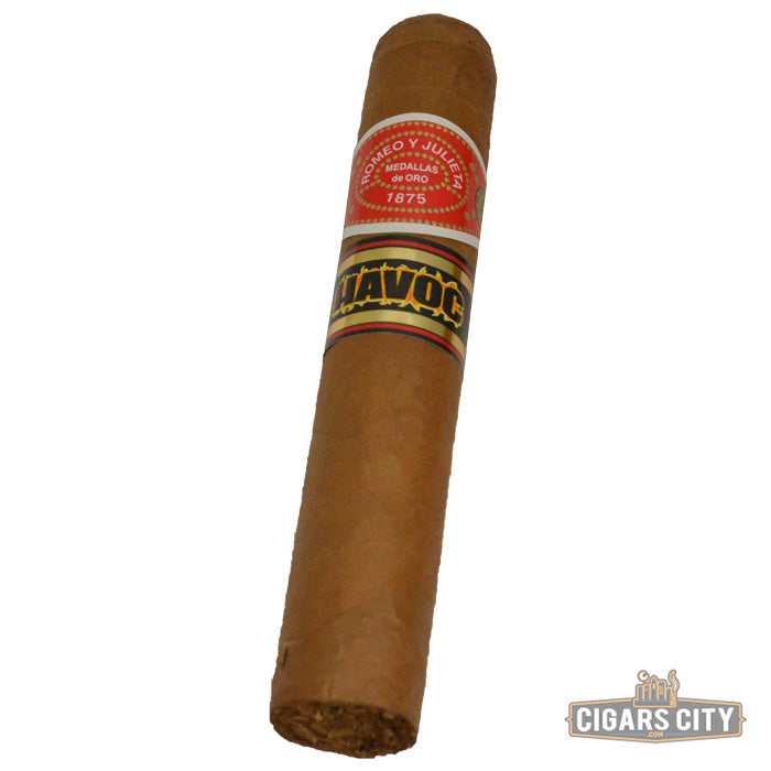 Romeo y Julieta Havoc Stocky Bully Robusto - Box of 20 - CigarsCity.com