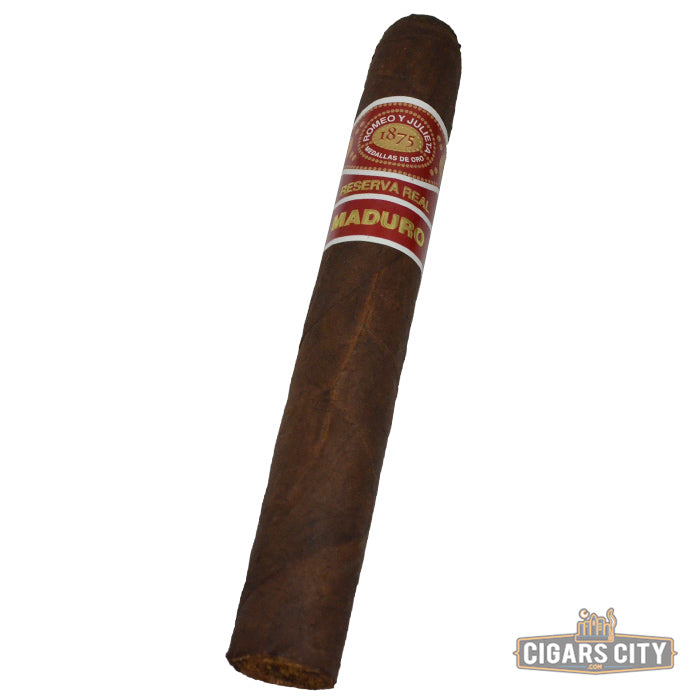 Romeo y Julieta Reserve Maduro Toro - Box of 27 - CigarsCity.com