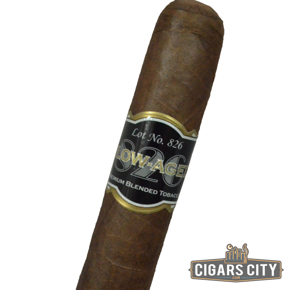 Perdomo Slow Aged No. 826 Churchill Maduro Cigars - Bundle of 20 - CigarsCity.com