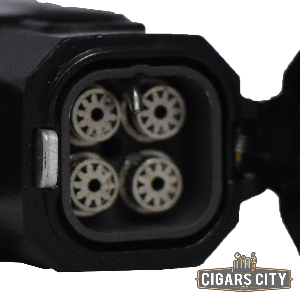 Vertigo Hornet Quad Flame Lighter - CigarsCity.com