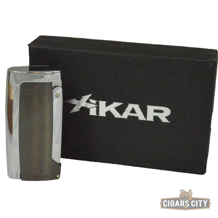 Xikar Pulsar Lighter - CigarsCity.com