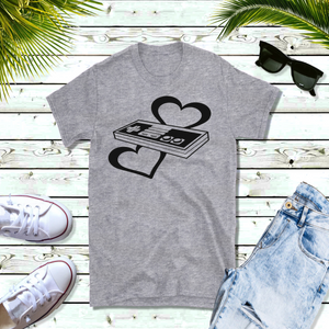 Video Game Love  - T-shirt