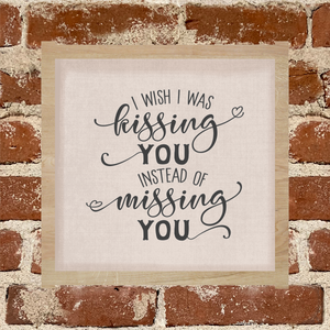 Missing you  - Sign