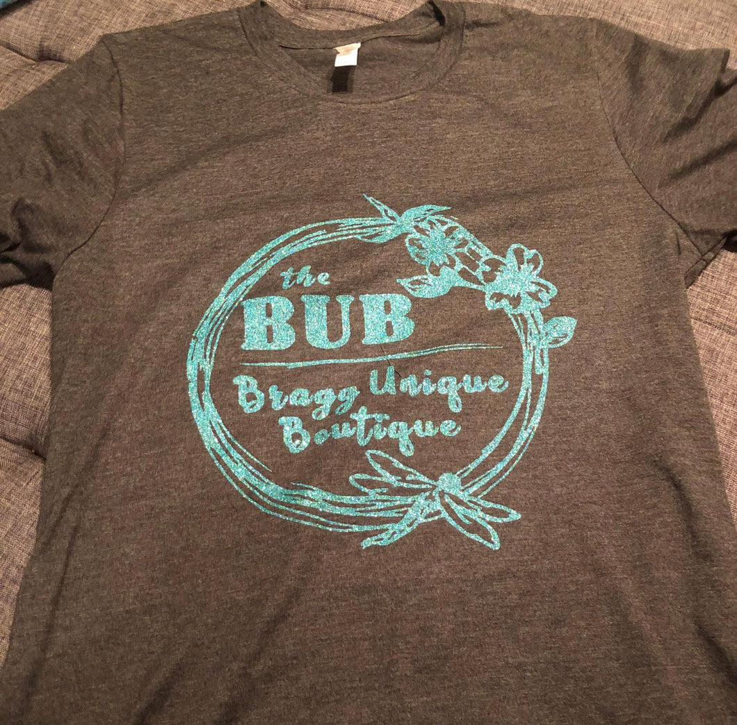Bragg Unique Boutique Volunteer Shirt