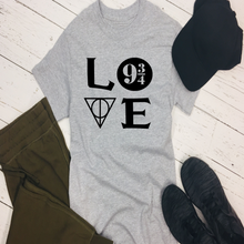 Load image into Gallery viewer, 9 3/4 LOVE  - Shirt
