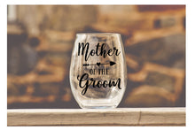 Load image into Gallery viewer, Wedding Party Wine Glasses - Entire Set