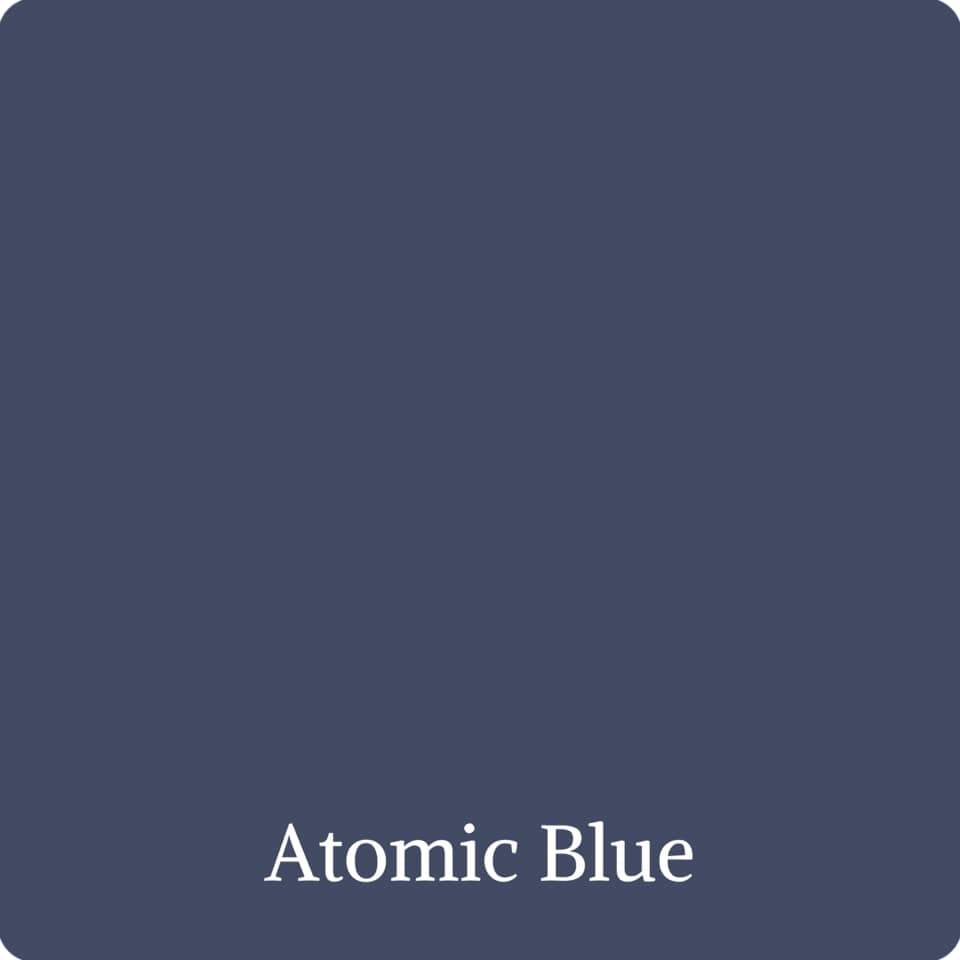 Wise Owl One Hour Enamel - Atomic Blue