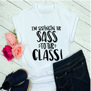 Sass to the class