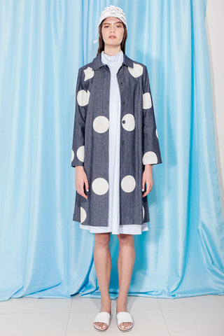 Polka Dot Coat