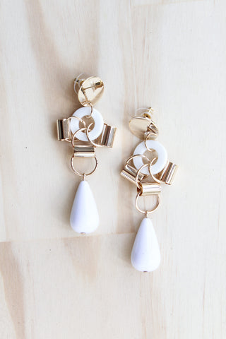 Resource Earrings GOLD
