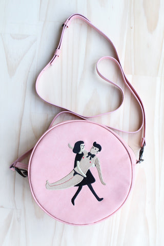 Man Doll Shoulder Bag