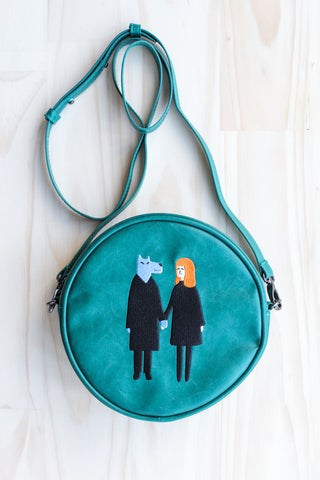 Friends Shoulder Bag