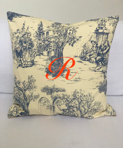 Rowan Throw Pillow 20x20