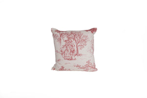 Rowan Throw Pillow 24x24