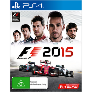 F1 2015 -Playstation 4