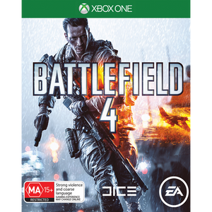 Battlefield 4 -Xbox One Game