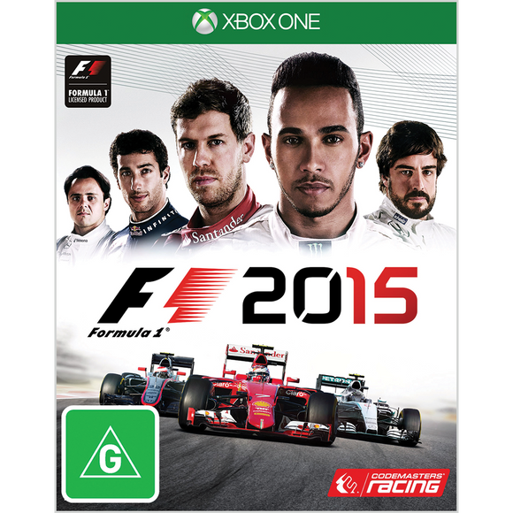 F1 2015 -Xbox One Game