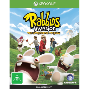 Rabbids Invasion -Xbox One Game
