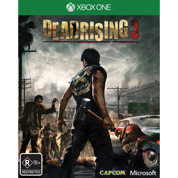 Dead Rising 3 Xbox One -Game