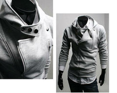 Assassin Multi-zipper Sports Hoodie