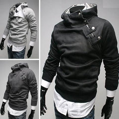 Assassin Side Zip Hoodie