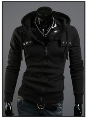 Assassins Collar Hooded Jackets