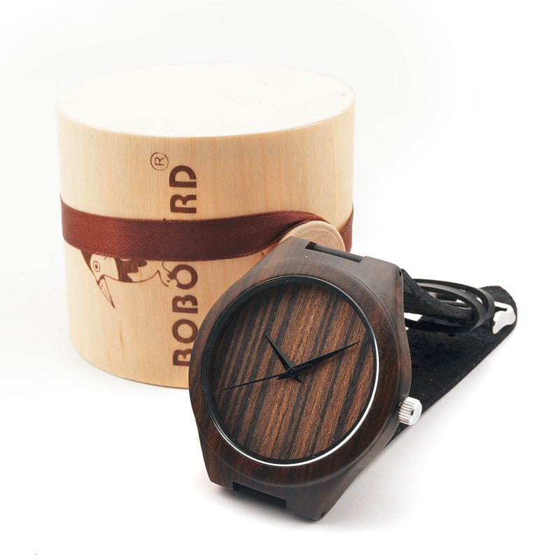 Woody on Wrist: Wooden Watch 03