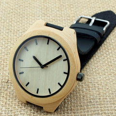Woody on Wrist: Wooden Watch 04