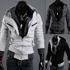 Assassin Double Layer Hoodie