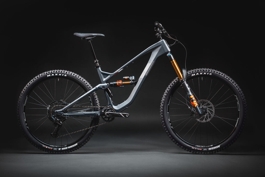 Introducing Gnarvana, the Trail Bike That Knows No Limits