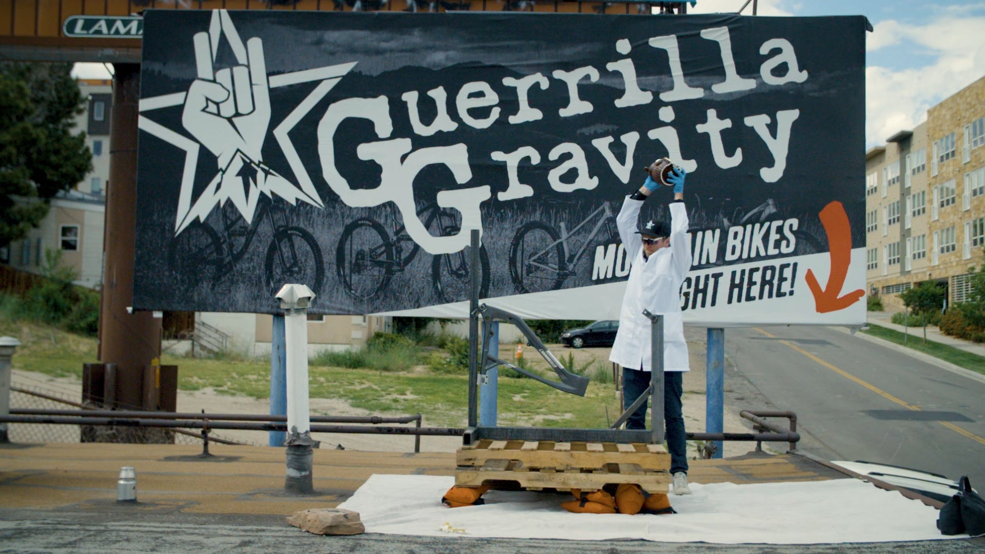 Guerrilla Gravity - Is It Revved? - Winding Up