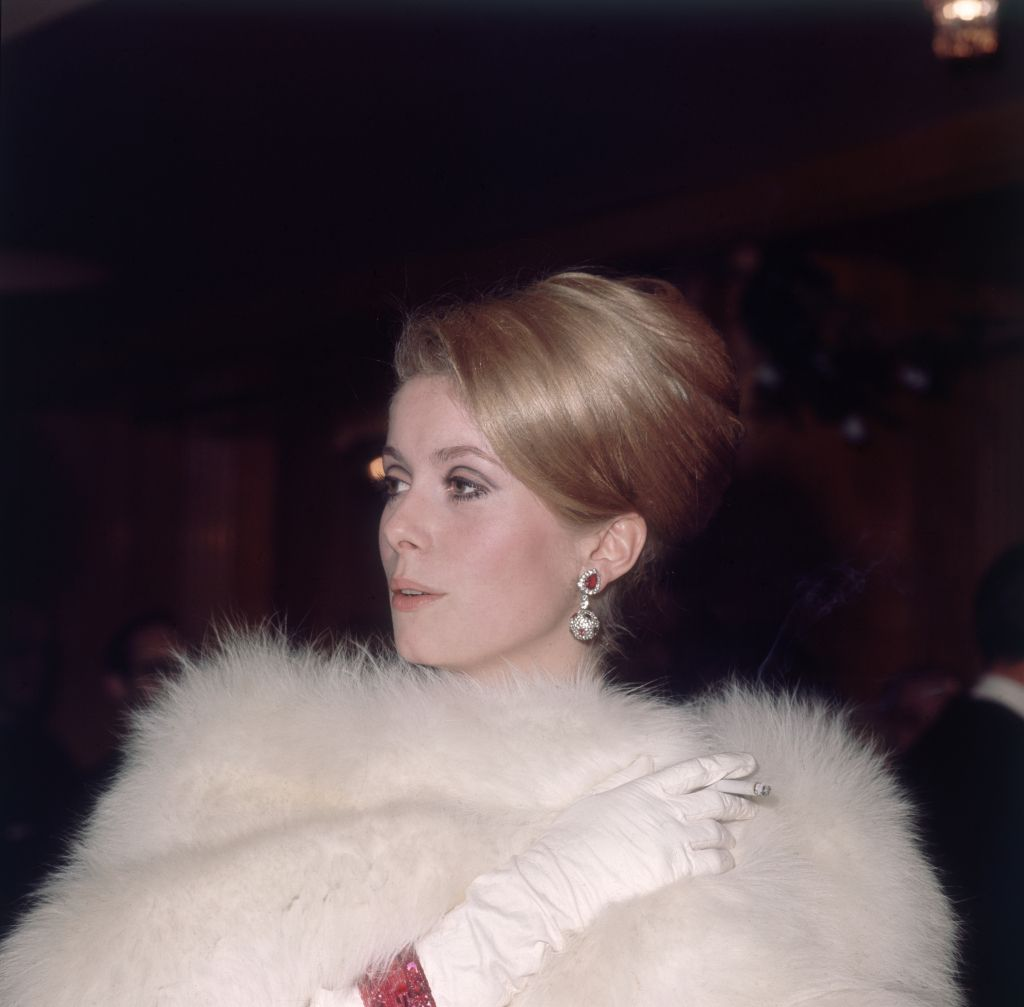 Style muses: 5 lessons from Catherine Deneuve