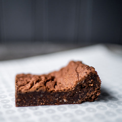 Chocolate Fudge Brownie (V)