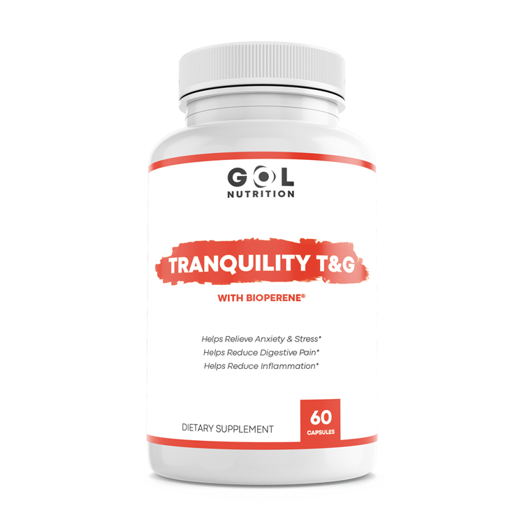 Tranquility Turmeric & Ginger