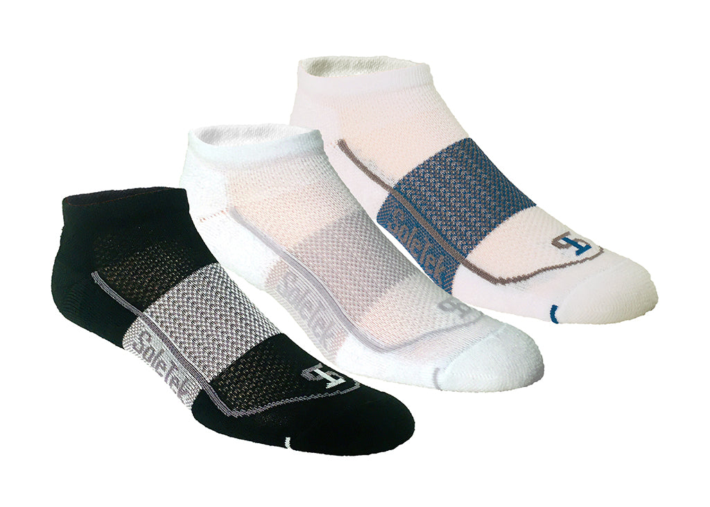 Sole Tek Socks 3-Pack - Medium