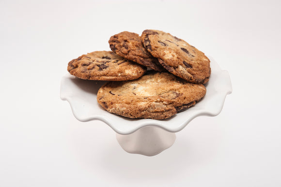 Jason's Fave Cookies (Milk, White, & Dark Chocolate)