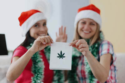 Incorporating Cannabis Into Your Holiday Routine