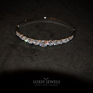 Luxsy Layla Bangle - Luxsy Jewels