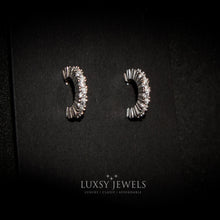 Load image into Gallery viewer, Luxsy Oregon Earrings - 925 Silver - Luxsy Jewels