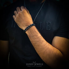 Load image into Gallery viewer, Luxsy Nairobi Bracelet - Black - Luxsy Jewels