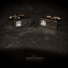 Load image into Gallery viewer, Luxsy Di'Vito Cufflinks - Luxsy Jewels