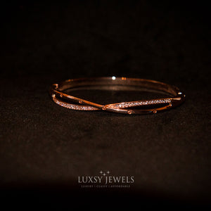 Luxsy Infinite Bangle - Luxsy Jewels