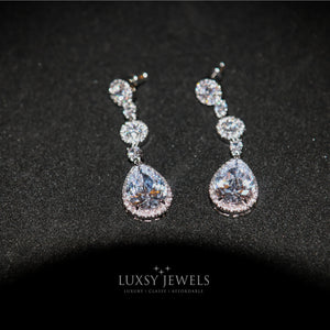 Luxsy Chandelier Earrings - Luxsy Jewels