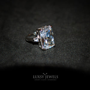 Luxsy Sienna Ring - 925 Silver - Luxsy Jewels