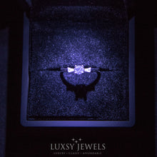 Load image into Gallery viewer, Luxsy Sarrinah Ring- 925 Silver - Luxsy Jewels